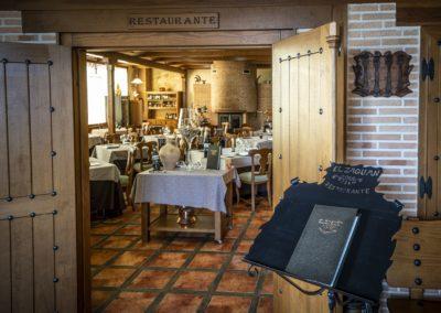 restaurante zaguan